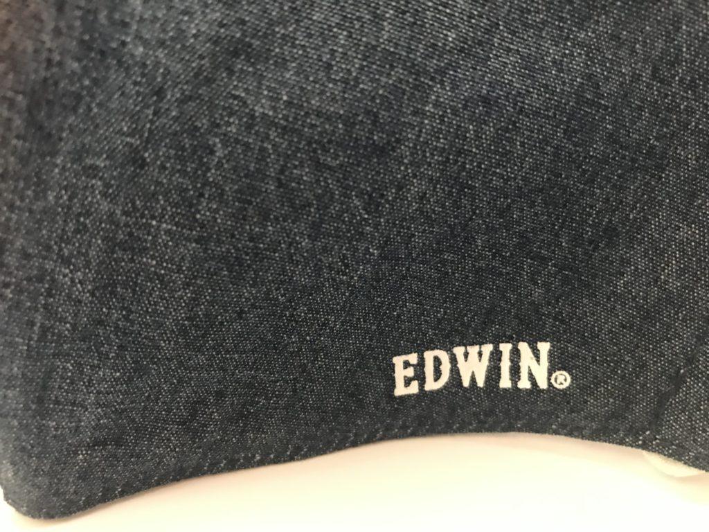 エドウィンマスク ロゴ
