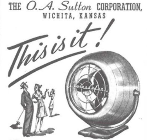 世界初のサーキュレーター