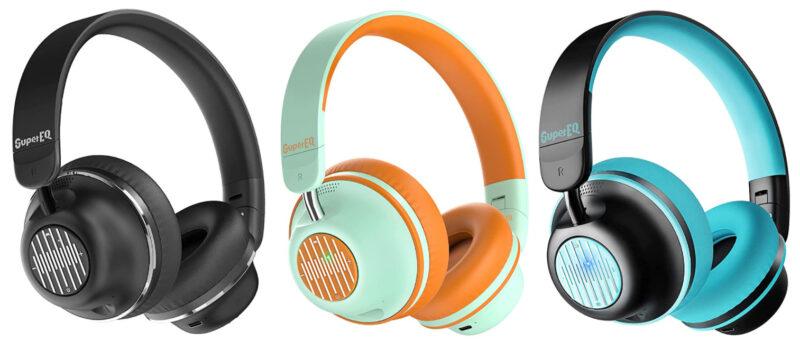 OneOdio SuperEQ S2のカラー